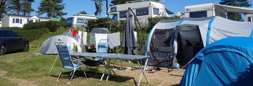 tarifs des camping